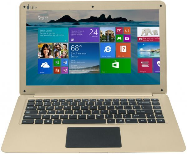 ilife zedair notebook intel atom dual core 1 83 ghz 14 inch