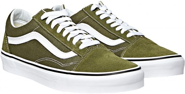0c304fb8d969 Vans Old School Fashion Sneakers for Men - Green