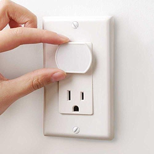 Child Safety Electrical Outlet Plugs Safety Caps For