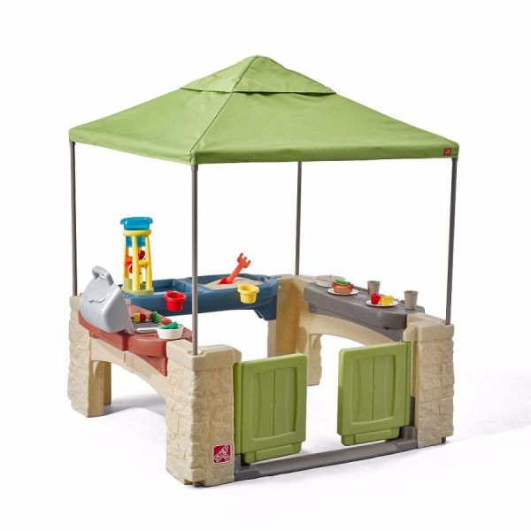 Step2 874100 All Around Playtime Patio with Canopy price review and buy in Dubai Abu Dhabi and rest of United Arab Emirates | Souq.com  sc 1 st  Souq.com & Step2 874100 All Around Playtime Patio with Canopy price review ...