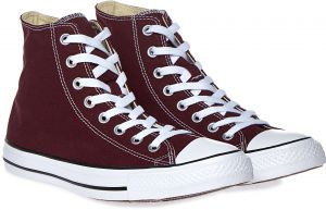822924979c9605 Converse Maroon Fashion Sneakers For Women