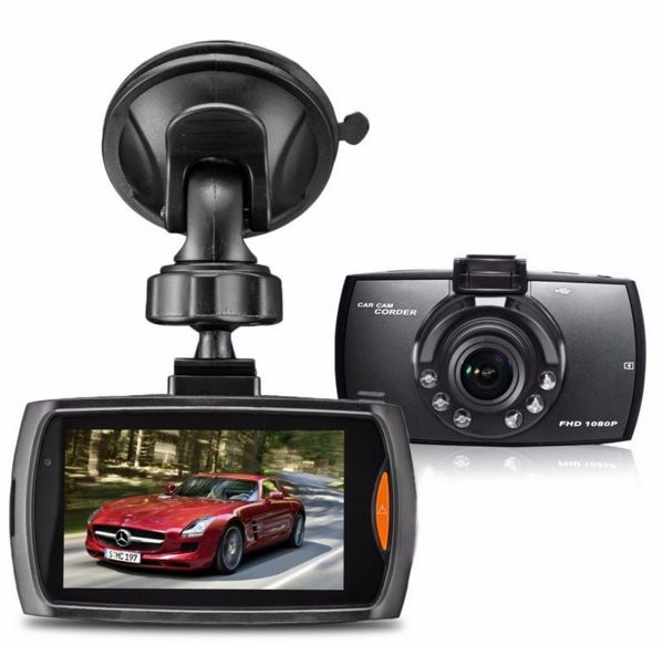 Camera DVR Full HD 1080 G30 Car Camera 2.7 Inch LCD G-Sensor HDMI Cam Night Vision Recorder