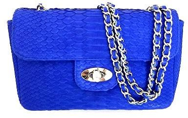 Bag For Women Bright Blue Crossbody Bags
