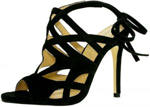 Ivanka Trump Black Gladiator Sandal For Women
