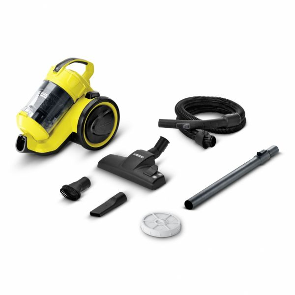 Karcher Vacuum Cleaner VC 3 Plus Yellow By Cleaners