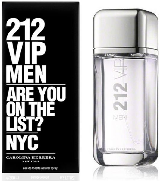 78cd43578 212 VIP Men by Carolina Herrera for Men - Eau de Toilette