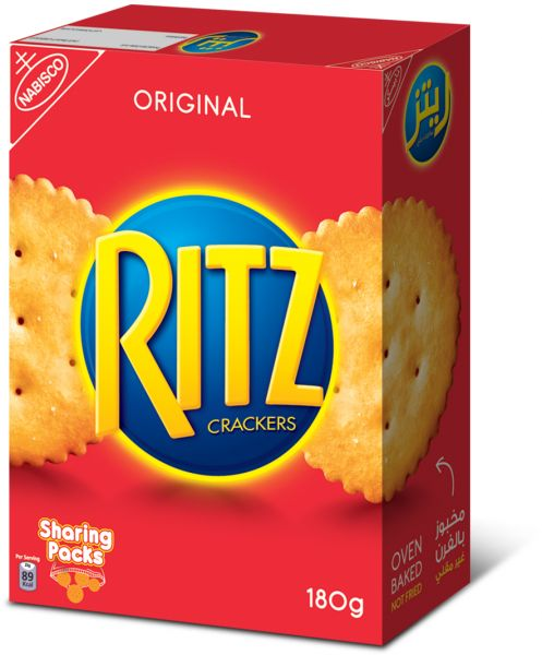 Ritz Crackers Original 180g, price, review and buy in ...