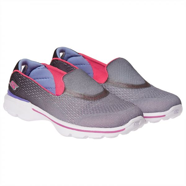 Skechers Go Walk 3 Walking Shoe For Girls