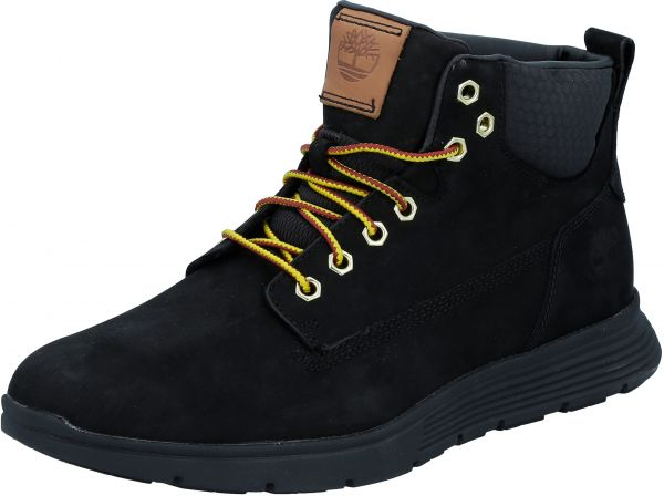 TIMBERLAND BLACK Lace Up Boot For Men