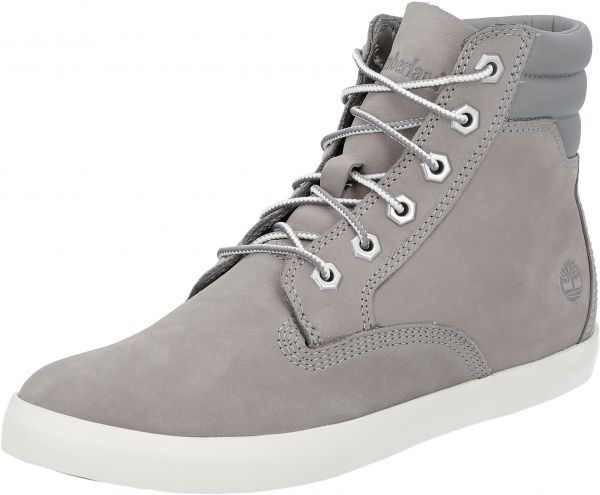 a08d60ee63 TIMBERLAND Grey Lace Up Boot For Women