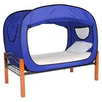 Single Bed Tent Blue  sc 1 st  Souq.com & Single Bed Tent Blue price review and buy in Dubai Abu Dhabi ...
