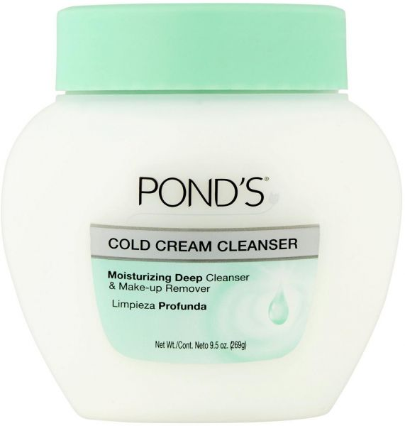 how to use ponds cold cream