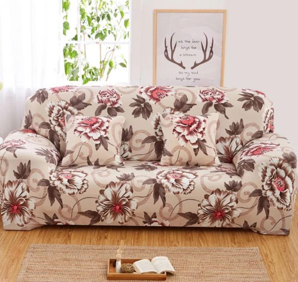 Home Decor Sofa Cover Seater for Three Multi Color price review
