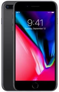 Apple iPhone 8 Plus without FaceTime - 64GB, 4G LTE, Space Grey