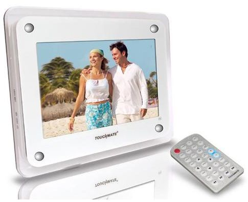 touchmate 7 Inch Screen,Other, Digital Photo Frame - TM-PF780W ...