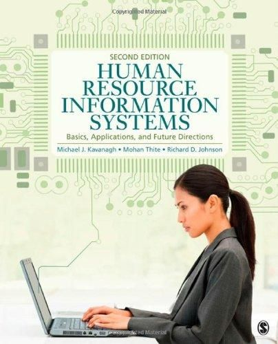 Human Resource Information Systems: Basics, Applications, and Future Directions ,Ed. :2