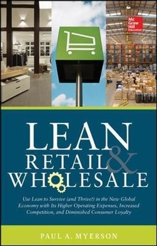 Lean Wholesale and Retail ,Ed. :1