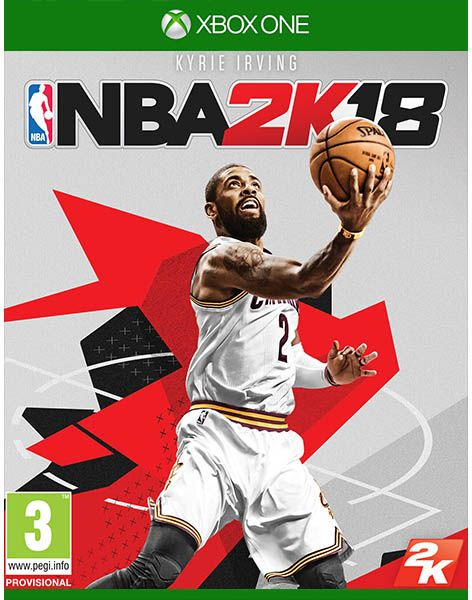 NBA 2K18 by 2K Games for Xbox One