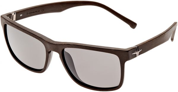 T Charge Rectangle Unisex Sunglasses - 902555 -17 - 140 mm