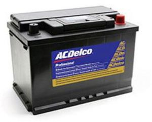 ac delco 20 88 88ah battery for cars souq uae. Black Bedroom Furniture Sets. Home Design Ideas