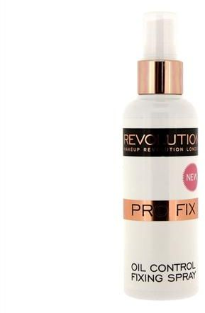 Fix Oil Control Makeup Fixing Spray by Revolution Beauty #13