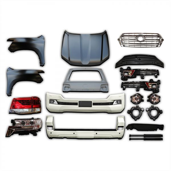 Fani 4x4 12101865 Bodykit for Toyota Land Cruiser FJ200 2008-2015, price,  review and buy in Dubai, Abu Dhabi and rest of United Arab Emirates |  Souq.com