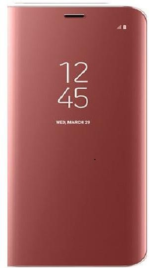 sports shoes 61e47 c96f3 Cover for Samsung Galaxy Note Note 8 Clear view standing Case- Rose Gold