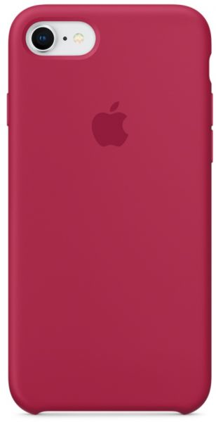 iphone 7 case red silicone