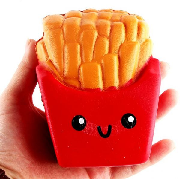 Squishy Uae : Squishy Toy Slow Rising Fries, price, review and buy in Dubai, Abu Dhabi and rest of United Arab ...