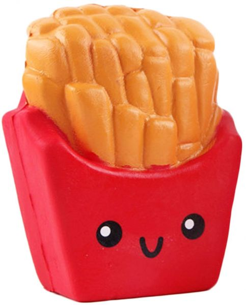 Squishy Uae : Squishy Toy Slow Rising French Fries, price, review and buy in Dubai, Abu Dhabi and rest of ...