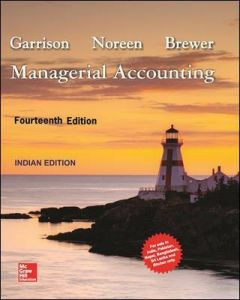 managerial accounting by garrison noreen brewer 14th edition mccray hill irwin 2010