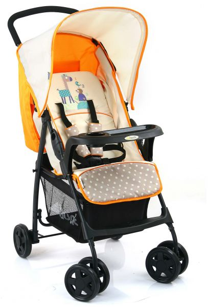 hauck 171912 shopper sport stroller with tray animal souq uae. Black Bedroom Furniture Sets. Home Design Ideas
