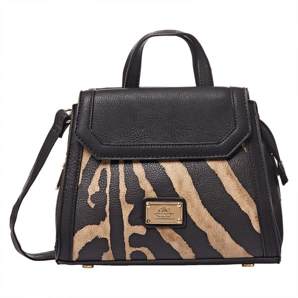 Elite Bag For Women Black Beige Crossbody Bags