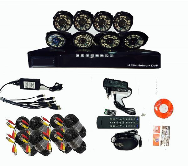 techview 8 channel dvr manual