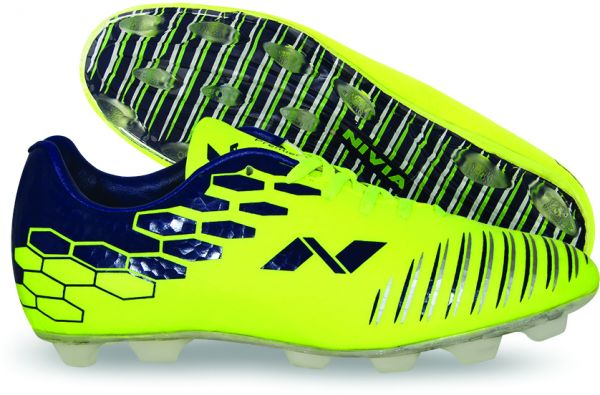 3f963139eb2f Nivia Premier Cleats Football Shoes for Men - 5 UK