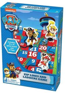 Nickelodeon Paw Patrol Game Zip Lines And Ladders