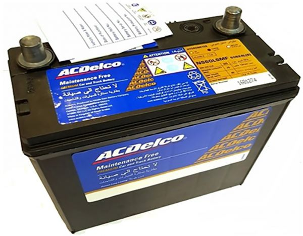 acdelco car battery ns60lmf 50b24l souq uae. Black Bedroom Furniture Sets. Home Design Ideas