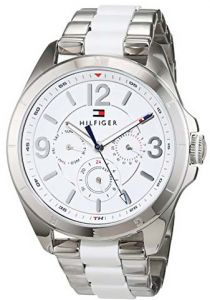 e15d538de751f Tommy Hilfiger Casual Watch For Men Analog Stainless Steel - 1781768