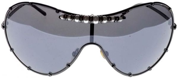 3497fa766d8 Valentino 5464 Col. GAW Woman Pearls Mask Sunglasses