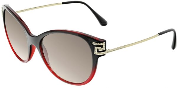 6b68dbe5975e Versace Women s Aviator Sunglasses - VE4316B-507513-57 - 57-17-140mm ...