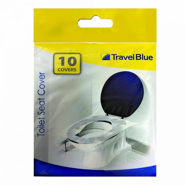 Travel Blue Paper Toilet Seat Cover Souq Uae