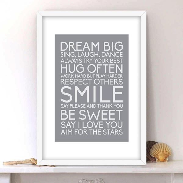 Souq spoil your wall frames quotes picture frames home for Home frames wall art