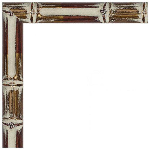 Souq | Picture Frame Gold Stars and Stripes .. 1.5\'\' wide 8 x 24 ...