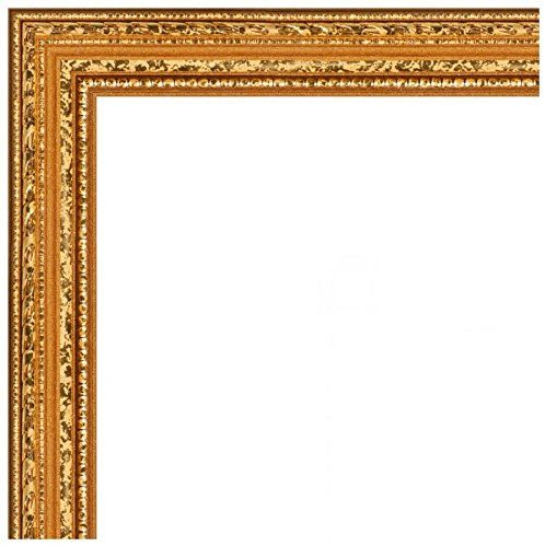 Souq | Picture Frame Cherry with Gold Beads .. 1\'\' wide 15 x 21 ...