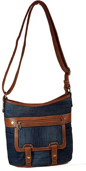 Vernika Bag For Uni Blue Crossbody Bags