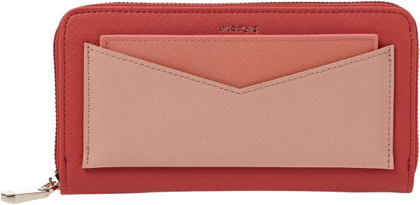 a444741ed Parfois Zip Around Wallet for Women, Pink | Souq - UAE