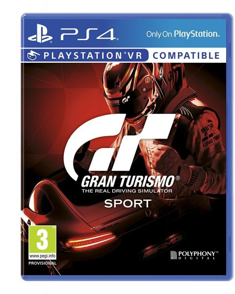 gran turismo sport by sony for playstation 4 price review and buy in dubai abu dhabi and rest. Black Bedroom Furniture Sets. Home Design Ideas