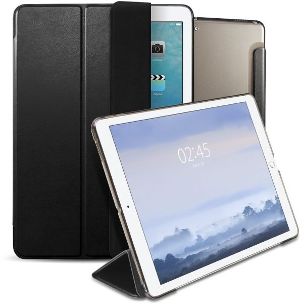 official photos 927de 7e7a9 Spigen Apple iPad PRO 10.5 inch Smart Fold cover / case - Black with Auto  Sleep and Wake function