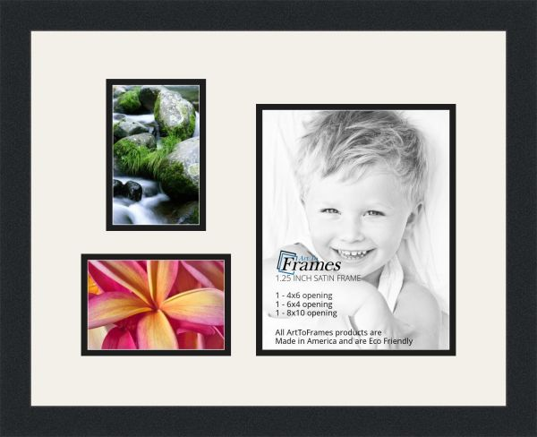 Souq | ArtToFrames Alphabet Photography Picture Frame with 1 - 8x10 ...