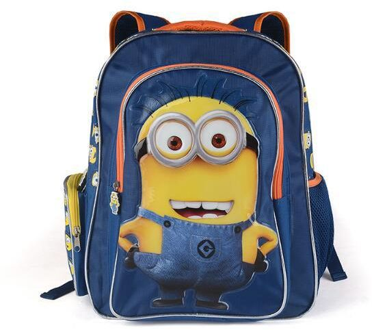 Schoolbag Backpacks Minion Backpack Kids School Bags for Boys ...